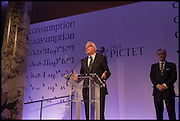 DR. MARTIN ROTH, The fifth Prix Pictet prize of CHF100,000 Victoria and Albert Museum, London. 21 May 2014