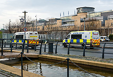 Police search, Edinburgh, 26 December 2018