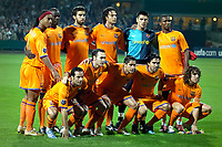 Fotball<br /> Foto: ProShots/Digitalsport<br /> NORWAY ONLY<br /> <br /> werder bremen - fc barcelona 27-09-2006 UEFA Champions League seizoen 2006-2007 teamfoto fc barcelona