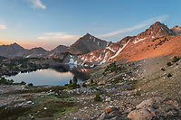 Sapphire Lake, Lake Cecil D. Andrus-White Clouds Wilderness Idaho