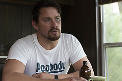 RELEASE DATE: August 18, 2017 TITLE: Logan Lucky STUDIO: Trans-Radial Pictures DIRECTOR: Steven Soderbergh PLOT: Two brothers attempt to pull off a heist during a NASCAR race in North Carolina. STARRING: CHANNING TATUM stars as Jimmy Logan. (Credit Image: © Trans-Radial Pictures/Entertainment Pictures/ZUMAPRESS.com)