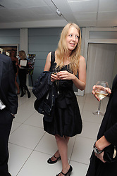 ALICE ROTHSCHILD at The Reuben Foundation and Virgin Unite Haiti Fundraising dinner held at Altitude 360 in Millbank Tower, London on 26th May 2010.