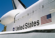 Space Shuttle, Kennedy Space Center, Visitor's Center, Florida
