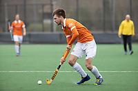 BLOEMENDAAL - Hockey. Thierry Brinkman (Bldaal) Bloemendaal HI-Tilburg HI, oefenwedstrijd.    COPYRIGHT  KOEN SUYK