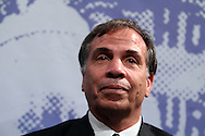 10 AUG 2010: 2010 Builder Inductee Bruce Arena. The 2010 National Soccer Hall of Fame Induction Ceremony was held at New Meadowlands Stadium in East Rutherford, New Jersey.