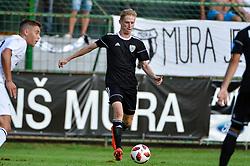 Zan Karnicnik of NS Mura during football match between NS Mura and NK Krsko in 5th Round of Prva liga Telekom Slovenije 2018/19, on August 19, 2018 in Mestni stadion Fazanerija, Murska Sobota, Slovenia. Photo by Mario Horvat / Sportida