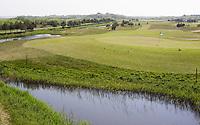 AMELAND - Par 3 holes baan p&p Amelandse Golfbaan 'De Amelander Duinen' . COPYRIGHT KOEN SUYK