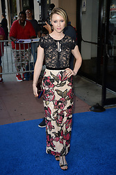 August 16, 2017 - New York, NY, USA - August 16, 2017  New York City..Valorie Curry attending the 'The Tick' TV show premiere on August 16, 2017 in New York City. (Credit Image: © Kristin Callahan/Ace Pictures via ZUMA Press)