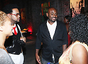 """Steve Stout at """" Lincoln After Dark """" sponsored by Lincoln Motors and hosted by Idris Elba and Steve Harvey and music by Biz Markie during the 2009 Essence Music Festival and held at The Contemporary Arts Center in New Orleans on July 4, 2009"""