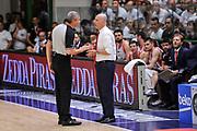 DESCRIZIONE : Campionato 2014/15 Serie A Beko Dinamo Banco di Sardegna Sassari - Grissin Bon Reggio Emilia Finale Playoff Gara4<br /> GIOCATORE : Massimiliano Menetti Luigi LaMonica<br /> CATEGORIA : Ritratto Delusione Allenatore Coach<br /> SQUADRA : Grissin Bon Reggio Emilia<br /> EVENTO : LegaBasket Serie A Beko 2014/2015<br /> GARA : Dinamo Banco di Sardegna Sassari - Grissin Bon Reggio Emilia Finale Playoff Gara4<br /> DATA : 20/06/2015<br /> SPORT : Pallacanestro <br /> AUTORE : Agenzia Ciamillo-Castoria/L.Canu