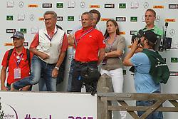 Estermann Paul, (SUI), Castlefield Eclipse<br /> Individual Final Competition round 2<br /> FEI European Championships - Aachen 2015<br /> © Hippo Foto - Dirk Caremans<br /> 23/08/15