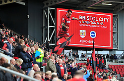 Ashton Gate Stadium - Mandatory by-line: Paul Knight/JMP - 22/10/2016 - FOOTBALL - Ashton Gate Stadium - Bristol, England - Bristol City v Blackburn Rovers - Sky Bet Championship