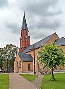 2013-07-14. Kościół pw. Wniebowzięcia NMP, Złocieniec