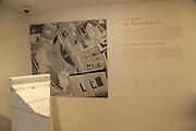Model of theatre in Roman amphitheatre museum. Cadiz, Spain