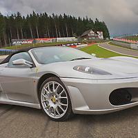 2008 Ferrari F430 F1 Spider, Spa Francorchamps, 2008