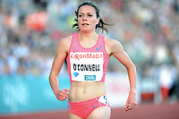 Friidrett ,  11. juni 2015 , Diamond League , Bislett Games , Oslo<br />  Atheltics<br /> 5000 m<br /> Jessica O´Connell , CAN