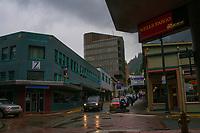 Seward & Second Streets, Downtown Juneau