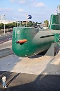 Israel, Haifa, The Israeli Navy Museum, August 7 2009,