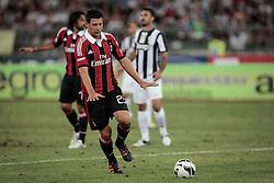 Bari (BA) 21.07.2012 - Trofeo Tim 2012. Juventus - Milan. Nella Foto: Bonera (M)