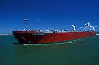 Oil Tanker, Corpus Christi Bay, TX.