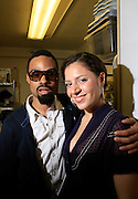Bilal and Emily King at the Eclectic Ride Offiicial Re-launch with performances by Emily King and Bilal at Drom on May 6, 2008  Known as the premier pillar of the eclectic soul scene, The Eclectic Ride promises to supersede its legacy starting not only with this week? headliners but within its first month featuring Dj Cassidy, Ryan Leslie, Estelle, O?eill McKnight and many other mega-watt performers every Tuesday  throughout summer evenings and months to come.   The ER will also integrate web 2.0 inter-activity into its mix and bring the experience to computers worldwide with live tapings of every show that can be accessed by fans via The Eclectic Ride site and iTunes to enjoy their favorite Ride performers.