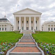 Virginia State Capitol / Richmond / Virginia / United States