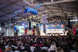 Público lota a Jornada de Literatura de Passo Fundo. FOTO: Jefferson Bernardes/Preview.com