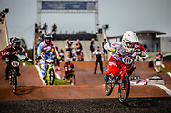 #911 (SHRIEVER Bethany) GBR Supercross FLY at Round 7 of the 2019 UCI BMX Supercross World Cup in Rock Hill, USA