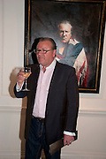 RAY WINSTONE, Opening of 'The Promised Land' Exhibition of work by Mitch Griffiths. Halcyon Gallery. Bruton St. London. 28 April 2010 *** Local Caption *** -DO NOT ARCHIVE-© Copyright Photograph by Dafydd Jones. 248 Clapham Rd. London SW9 0PZ. Tel 0207 820 0771. www.dafjones.com.<br /> RAY WINSTONE, Opening of 'The Promised Land' Exhibition of work by Mitch Griffiths. Halcyon Gallery. Bruton St. London. 28 April 2010