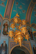 Israel, Jerusalem, Interior of The holy Trinity Cathedral