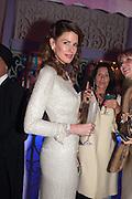 CHRISTINA ESTRADA, Grey Goose Winter Ball to benefit the Elton John Aids Foundation. Battersea Power Station. London. 10 November 2012.