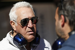 March 7, 2018 - Barcelona, Catalonia, Spain - March 7th, 2018 - Circuit de Barcelona-Catalunya, Montmelo, Spain - Formula One preseason 2018; Lawerence Stroll father of Lance Stroll Team Williams Martini Racing, Williams FW41. (Credit Image: © Eric Alonso via ZUMA Wire)