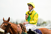 "Man Of The Sea ridden by Hector Crouch and trained by Neil Mulholland in the ""Around The Paddock"" At Valuerater.Co.Uk Handicap race.  - Mandatory by-line: Ryan Hiscott/JMP - 01/05/2019 - HORSE RACING - Bath Racecourse - Bath, England - Wednesday 1 May 2019 Race Meeting"