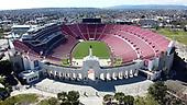 NCAA Football-Los Angeles Memorial Coliseum-Mar 21, 2020