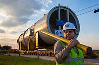 Exxon Mobil worker.