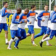 AUS/Seefeld/20100530 - Training NL Elftal WK 2010,