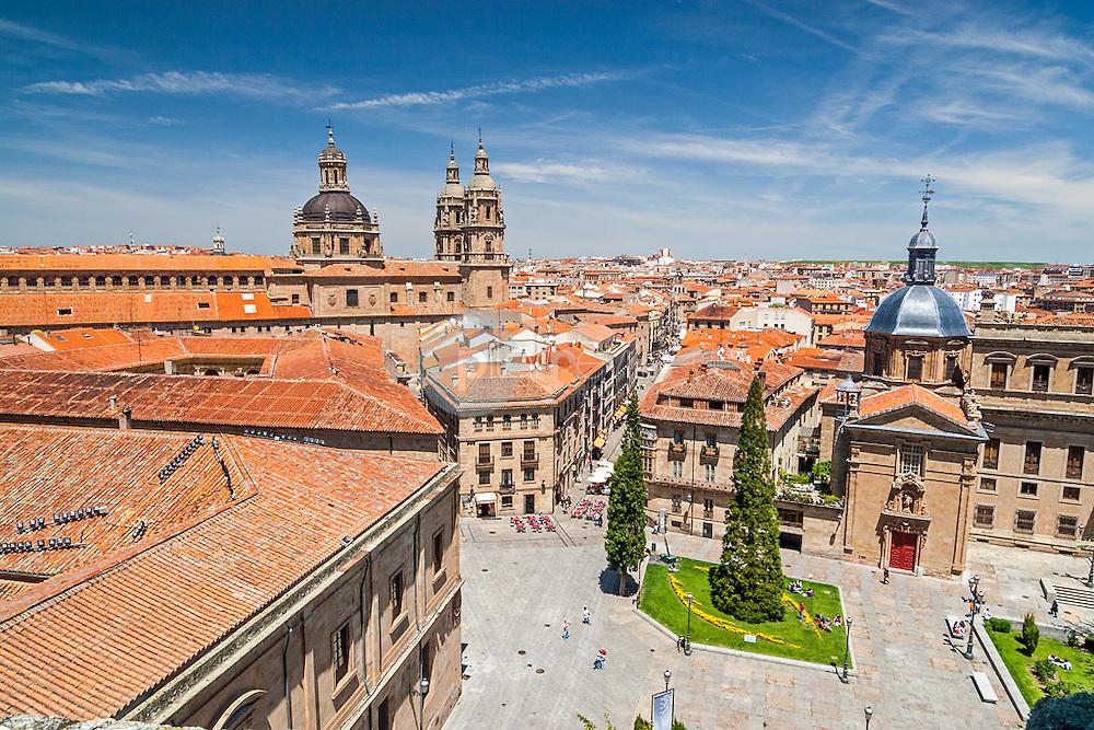 Plaza de Anaya desde la Catedral, Salamanca ©Country Sessions / PILAR REVILLA