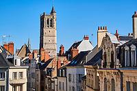 France, Region Centre-Val de Loire, Loiret (45), Orléans, le Beffroi // France, Loiret, Orleans, the Beffroi