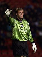 Fotball, Manchester City Carlo Nash.