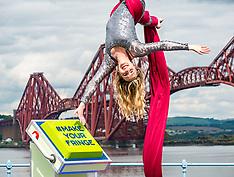 Fringe programme launch, Edinburgh, 4 June 2019