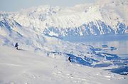 Valdez Backcountry Skiing