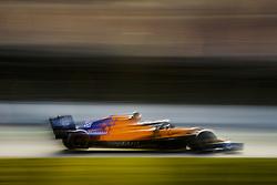February 20, 2019 - Barcelona, Spain - SAINZ Carlos (spa), McLaren Renault F1 MCL34, action during Formula 1 winter tests from February 18 to 21, 2019 at Barcelona, Spain - Photo  /  Motorsports: FIA Formula One World Championship 2019, Test in Barcelona, (Credit Image: © Hoch Zwei via ZUMA Wire)