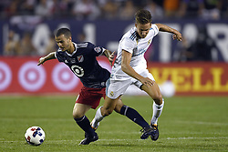 August 2, 2017 - Chicago, IL, United States - Chicago, IL - Wednesday, August 02, 2017:  Major League Soccer All-Stars play their match between MLS All-Stars and Real Madrid at Soldier Field. (Credit Image: © Robin Alam/ISIPhotos via ZUMA Wire)
