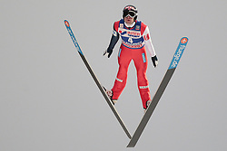24.11.2012, Lysgards Schanze, Lillehammer, NOR, FIS Weltcup, Ski Sprung, Herren, im Bild Anders Jacobsen (NOR) during the mens competition of FIS Ski Jumping Worldcup at the Lysgardsbakkene Ski Jumping Arena, Lillehammer, Norway on 2012/11/23. EXPA Pictures © 2012, PhotoCredit: EXPA/ Federico Modica