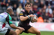 EDF Energy Cup - Ospreys v Harlequins at the Liberty Stadium in Swansea..