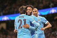 Manchester City v Borussia Monchengladbach 081215