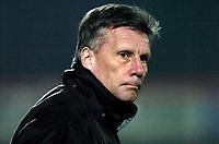 Photo: Leigh Quinnell.<br /> Cheltenham Town v Colchester United. LDV Vans Trophy.<br /> 24/01/2006. Cheltengham Town manager John Ward.