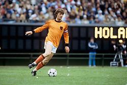 Ruud Krol, Holland captain