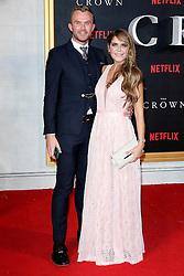 November 1, 2016 - London, UK - London, UK, Gemma Oaten, The Crown - Global premiere, (Credit Image: © Richard Goldschmidt/London News Pictures via ZUMA Wire)
