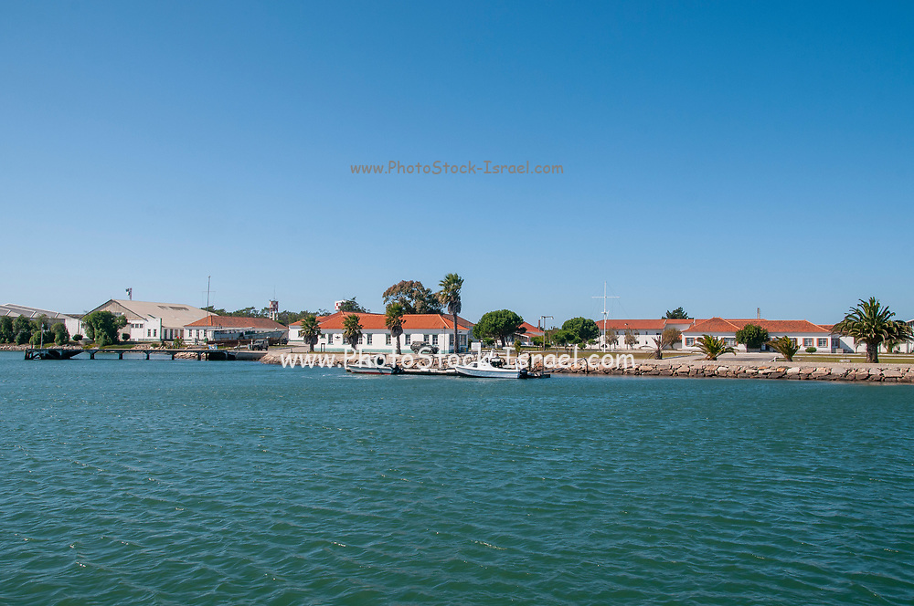 No 2 Parachute Troops Operational Base or BOPT 2, on the shore of the Aveiro lagoon at Sao Jacinto, Portugal